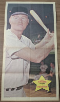 1968 Topps Posters 22 Rusty Staub Houston Astros Very Good