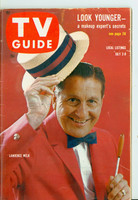 1960 TV Guide Jul 2 Lawrence Welk Pittsburgh edition Excellent - No Mailing Label  [Lt wear on cover, ow clean]