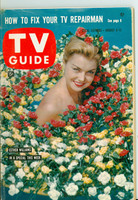 1960 TV Guide Aug 6 Ester Williams New York State edition Very Good to Excellent - No Mailing Label  [Wear and creasing on cover, contents fine]