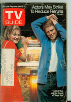 1974 TV Guide Jun 15 Happy Days (First Cover) Minnesota State edition Very Good to Excellent  [Wear and lt creasing on cover; contents fine]