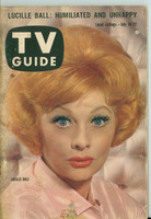 1960 TV Guide Jul 16 Lucille Ball Minnesota State edition Very Good to Excellent - No Mailing Label  [Wear on cover, toning along binding; contents fine]