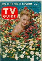 1960 TV Guide Aug 6 Ester Williams Oregon State edition Very Good - No Mailing Label  [Lt wear and creasing on cover, stray writing on cover, contents fine]