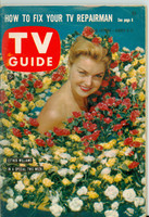 1960 TV Guide Aug 6 Ester Williams Southern Ohio edition Very Good to Excellent - No Mailing Label  [Lt wear and creasing on cover, contents fine]
