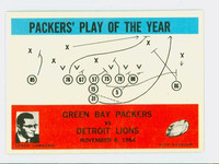 1965 Philadelphia 84 Packers Play Excellent