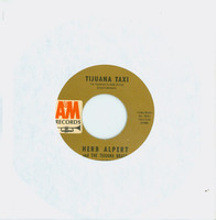 Tijuana Taxi | Zorba The Greek - Herb Alpert And The Tijuana Brass (A&M Records 1965) Excellent (5 out of 10) - Vintage 45 RPM Vinyl Record Excellent[Lt wear on record and label, plays fine]