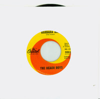 Barbara Ann | Girl Don't Tell Me - The Beach Boys (Capitol Records 1965) Near-Mint (7 out of 10) - Vintage 45 RPM Vinyl Record Near-Mint