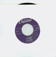 Wild Horses | You're A Heartbreaker - Ray Anthony And His Orchestra (Capitol Records 1953) Excellent to Mint (6 out of 10) - Vintage 45 RPM Vinyl Record Excellent to Mint