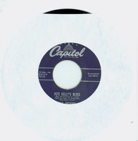 Pete Kelly's Blues | DC-7 - Ray Anthony (Capitol Records 1955) Excellent (5 out of 10) - Vintage 45 RPM Vinyl Record Excellent[Lt wear on record and label, plays fine]