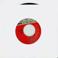 Dream On | Sweet Emotion - Aerosmith (Columbia Hall Of Fame Records 1976) Near-Mint (7 out of 10) - Vintage 45 RPM Vinyl Record Near-Mint[Writing on label, record very clean]