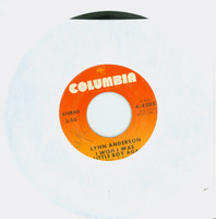 I Wish I Was A Little Boy Again | Top Of The World - Lynn Anderson (Columbia Records 1973) Very Good to Excellent (4 out of 10) - Vintage 45 RPM Vinyl Record Very Good to Excellent[Name WRT on label, wear on record, plays fine]
