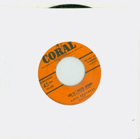And So I Waited Around | The Sheik Of Araby - Ames Brothers (Coral Records 1952) Excellent (5 out of 10) - Vintage 45 RPM Vinyl Record Excellent[Lt wear on record and label, plays fine]