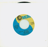 I Wish I Had Loved You Better | Let It Be Love - Eddy Arnold (MGM Records 1974) Excellent (5 out of 10) - Vintage 45 RPM Vinyl Record Excellent[Lt wear on record and label, plays fine]