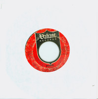 Cherish | Don't Blame It On Me - The Association (Valiant Records 1966) Good to Very Good (2 1/2 out of 10) - Vintage 45 RPM Vinyl Record Good to Very Good[Heavy wear, scribbling on label, wear on record, plays ok]
