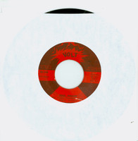Soul Finger | Knucklehead - Bar-Kays (Volt Records 1967) Very Good (3 out of 10) - Vintage 45 RPM Vinyl Record Very Good[Wear on label, wear and scuffing on record, plays okay]