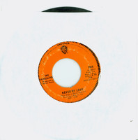 Never My Love | Requiem For The Masses - The Association (Warner Bros. Records 1967) Excellent (5 out of 10) - Vintage 45 RPM Vinyl Record Excellent[Lt wear on record and label, plays fine]