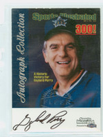 Gaylord Perry AUTOGRAPH 1999 SI Fleer Greats - Covers Mariners CERTIFIED   [SKU:PerrG1629_SI99Hce]