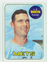 1969 Topps Baseball 112 JC Martin