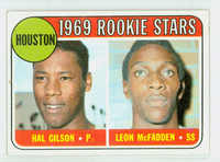 1969 Topps Baseball 156 Astros Rookies