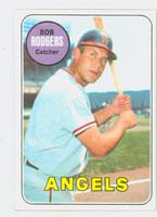 1969 Topps Baseball 157 Bob Rodgers
