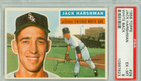 1956 Topps Baseball 29 Jack Harshman