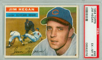 1956 Topps Baseball 48 Jim Hegan