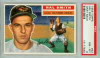 1956 Topps Baseball 62 Hal W. Smith BAL