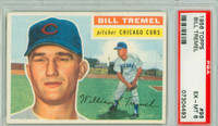 1956 Topps Baseball 96 Bill Tremel