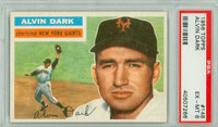 1956 Topps Baseball 148 Alvin Dark