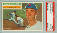 1956 Topps Baseball 291 Frank Kellert