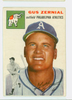 1954 Topps Baseball 2 Gus Zernial