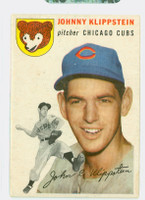 1954 Topps Baseball 31 Johnny Klippstein