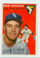1954 Topps Baseball 100 Bob Keegan