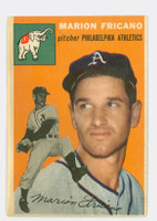 1954 Topps Baseball 124 Mario Fricano