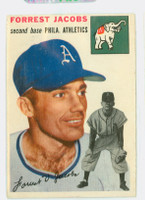 1954 Topps Baseball 129 Forrest Jacobs