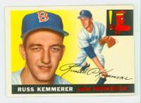 1955 Topps Baseball 18 Russ Kemmerer