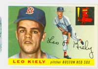 1955 Topps Baseball 36 Leo Kiely