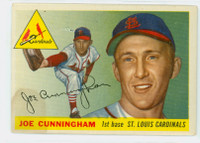 1955 Topps Baseball 37 Joe Cunningham