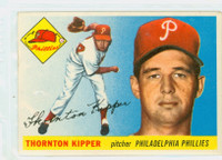 1955 Topps Baseball 62 Thornton Kipper