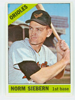 1966 Topps Baseball 14 Norm Siebern