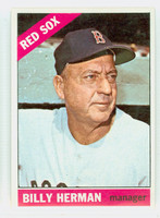 1966 Topps Baseball 37 Billy Herman