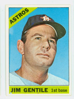 1966 Topps Baseball 45 Jim Gentile