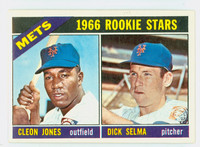 1966 Topps Baseball 67 Mets Rookies