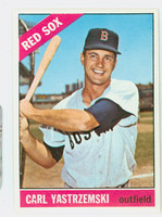1966 Topps Baseball 70 Carl Yastrzemski