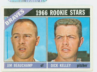 1966 Topps Baseball 84 Braves Rookies