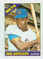 1966 Topps Baseball 87 Dan Napoleon