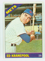 1966 Topps Baseball 212 Ed Kranepool