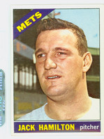 1966 Topps Baseball 262 Jack Hamilton
