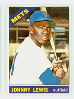 1966 Topps Baseball 282 Johnny Lewis