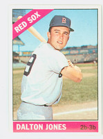 1966 Topps Baseball 317 Dalton Jones