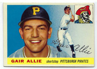 1955 Topps Baseball 59 Gair Allie